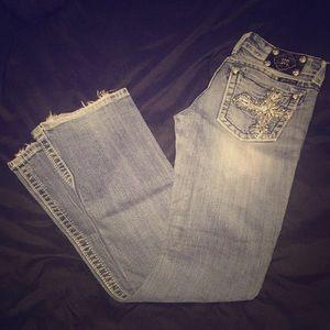 Miss Me jeans, Size 26